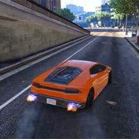 Sport Car Driving: City Advent