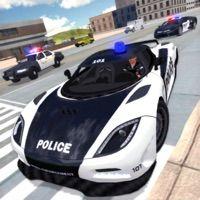 Police Simulator Cop Car Duty